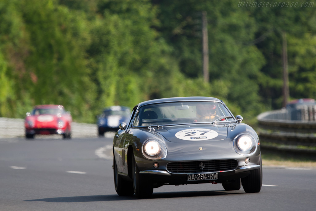 Ferrari 275 GTB - Chassis: 06601   - 2010 Le Mans Classic