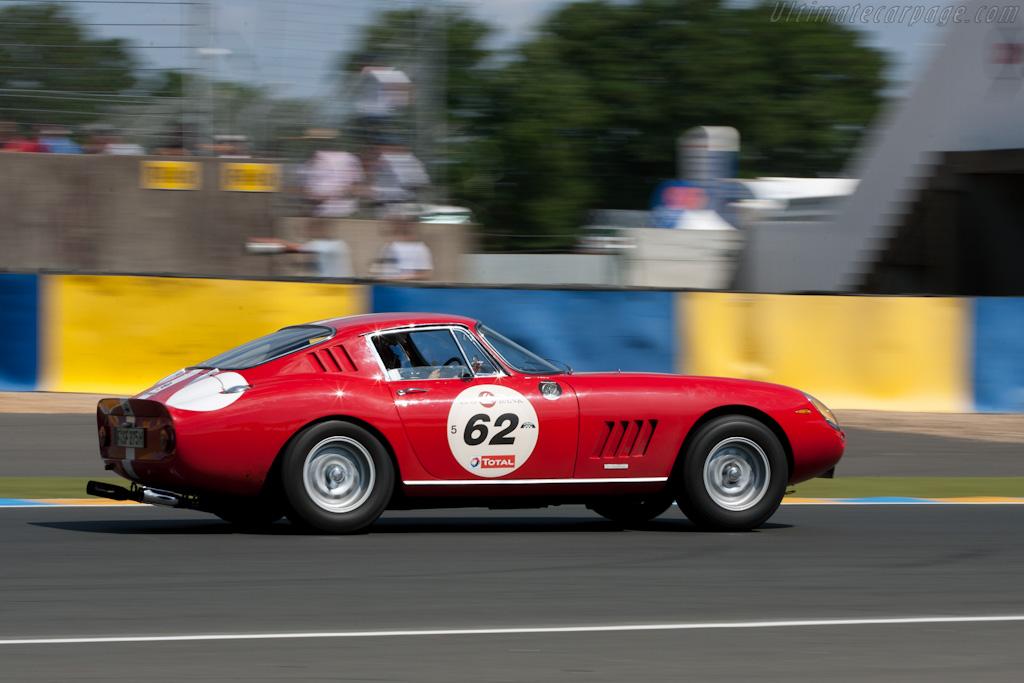 Ferrari 275 GTB4    - 2010 Le Mans Classic
