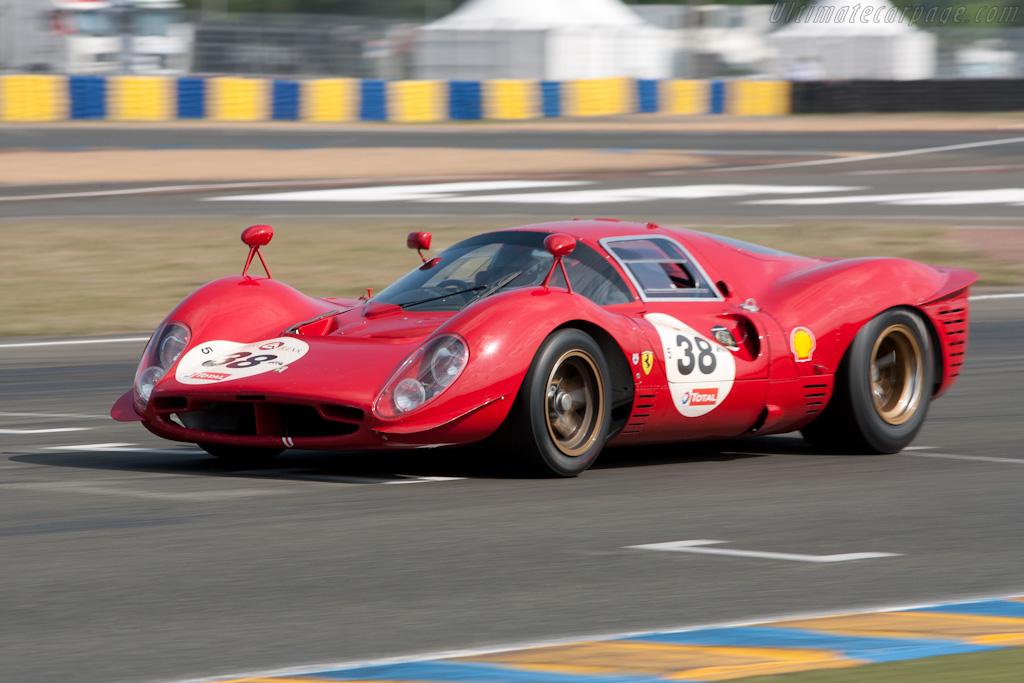 Ferrari 330 P3 - Chassis: 0844   - 2010 Le Mans Classic