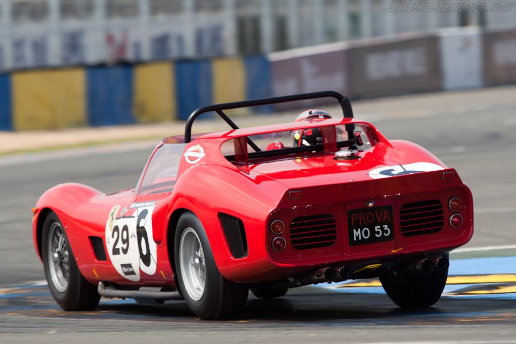 Ferrari 330 TRI/LM - Chassis: 0808   - 2010 Le Mans Classic