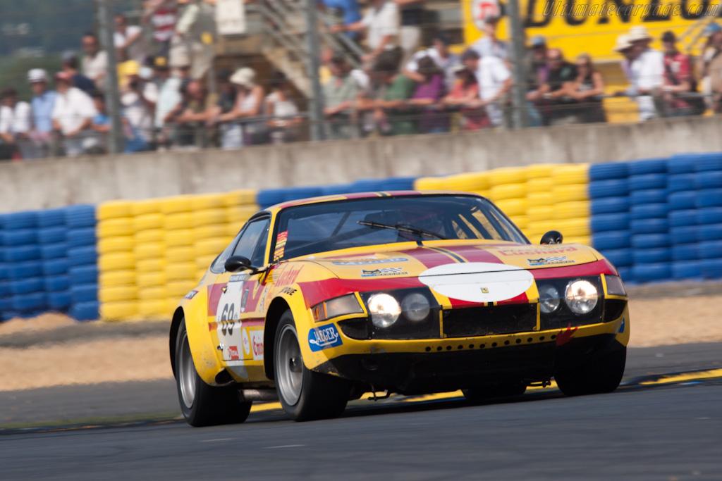 Ferrari 365 GTB/4 Competizione - Chassis: 16717   - 2010 Le Mans Classic