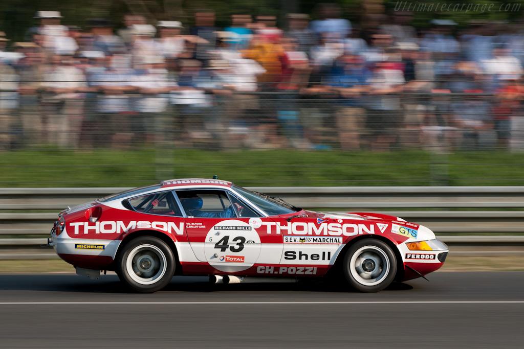 Ferrari 365 GTB/4 Competizione - Chassis: 16363   - 2010 Le Mans Classic