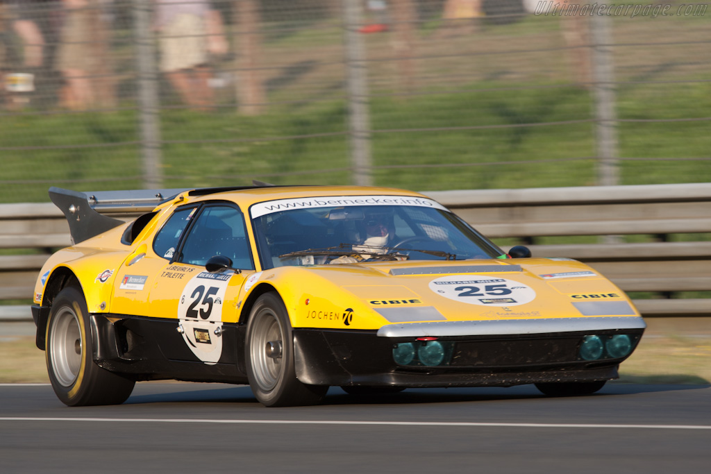 Ferrari 512 BB Group IV - Chassis: 22715   - 2010 Le Mans Classic