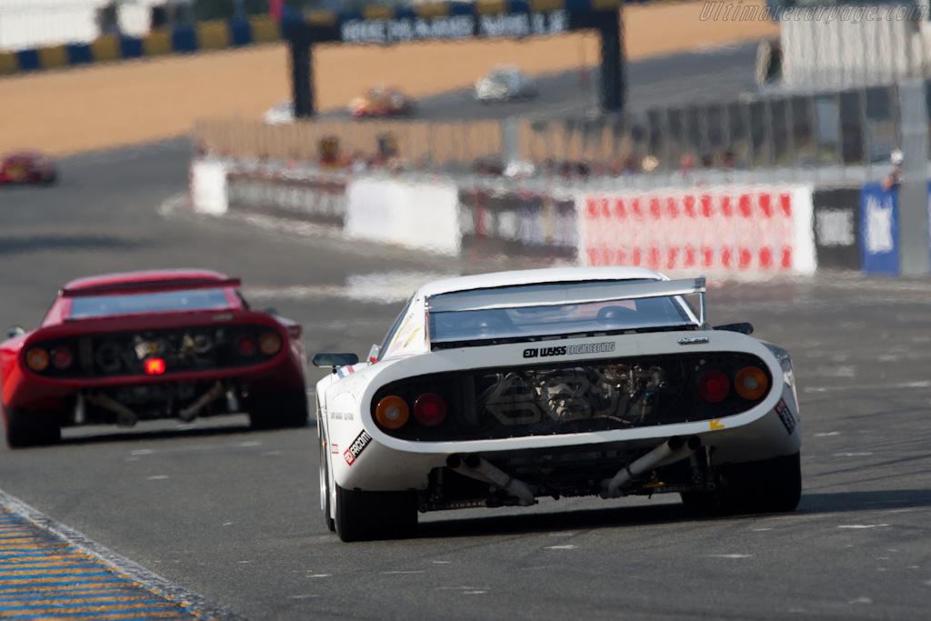 Ferrari 512 BB LM - Chassis: 35523 - Driver: Arnold Meier  - 2010 Le Mans Classic