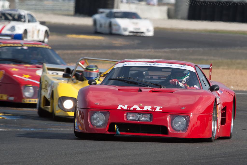 Ferrari 512 BB LM - Chassis: 30559 - Driver: Nicolas Comar  - 2010 Le Mans Classic