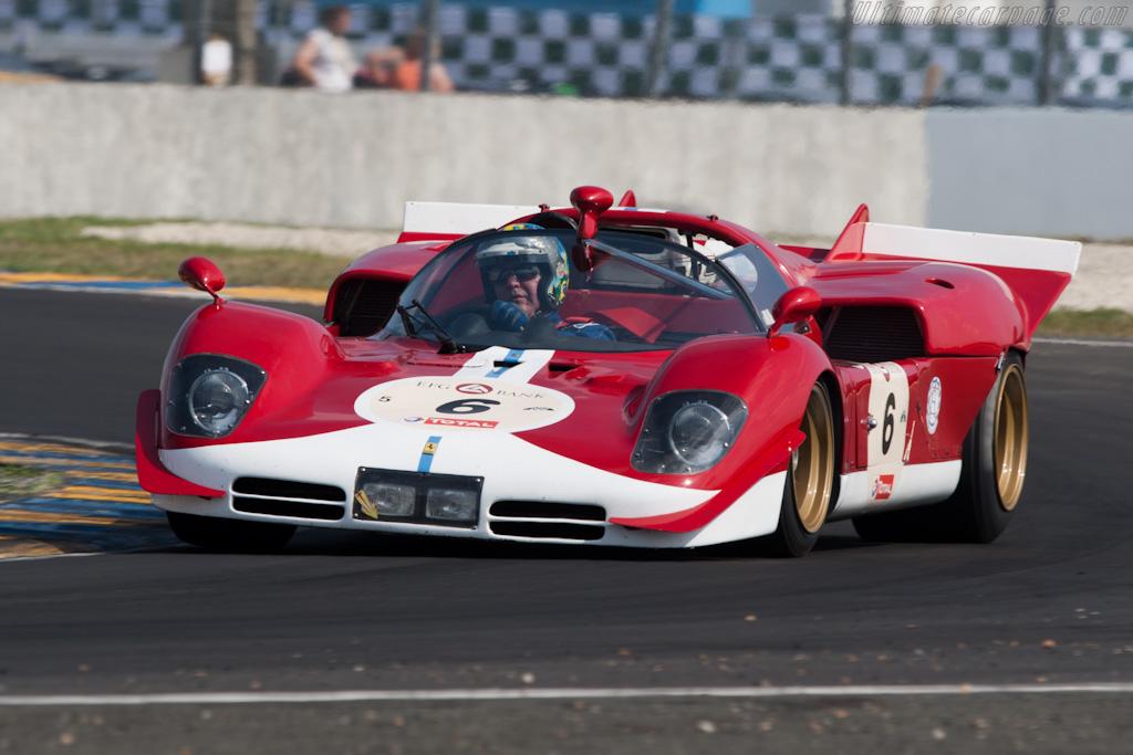 Ferrari 512 S - Chassis: 1016 - Driver: Carlos Monteverde  - 2010 Le Mans Classic