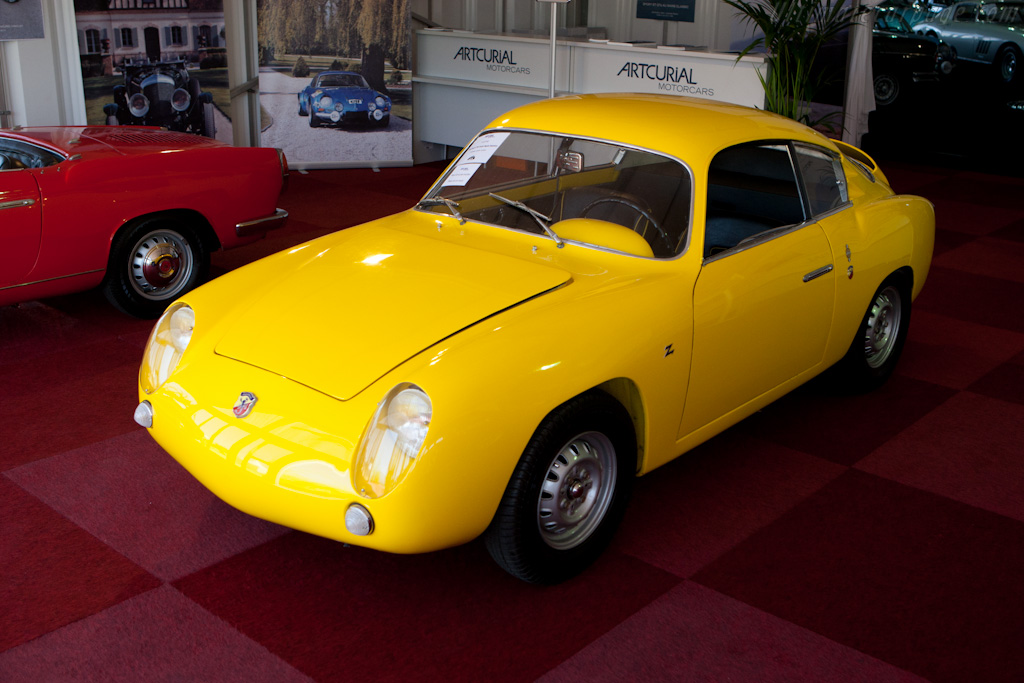 Fiat Abarth 750 Coupe - Chassis: 100*83684   - 2010 Le Mans Classic