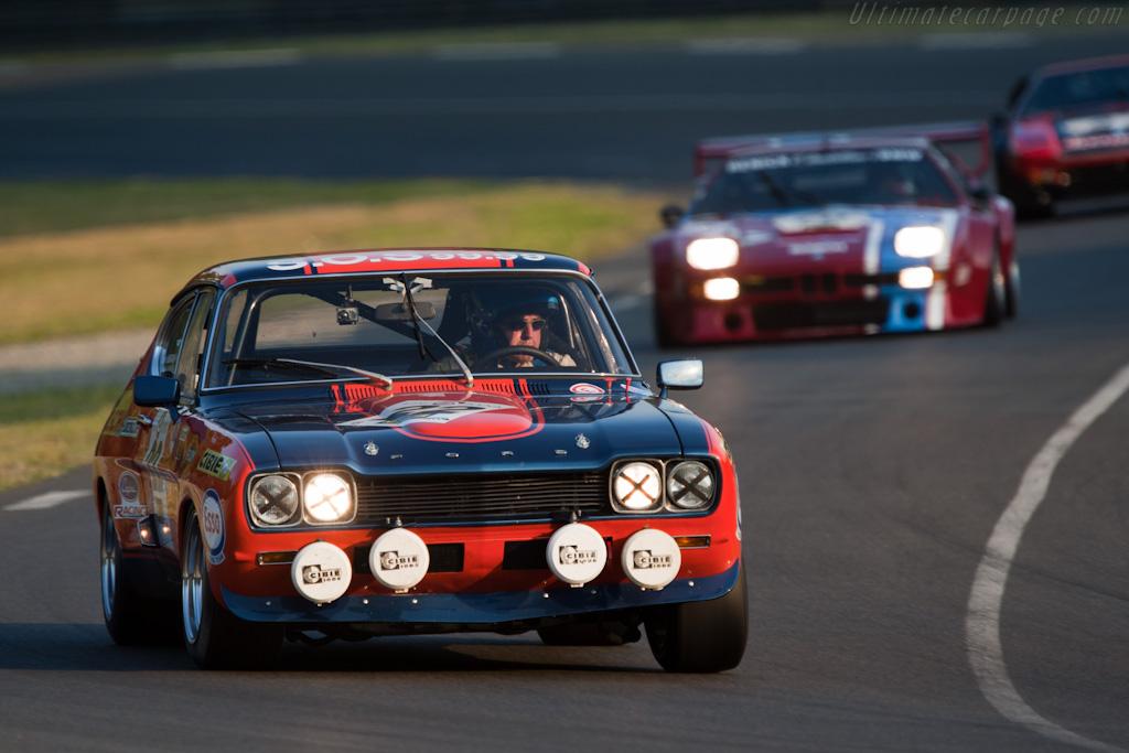 Ford Capri 2600 RS    - 2010 Le Mans Classic