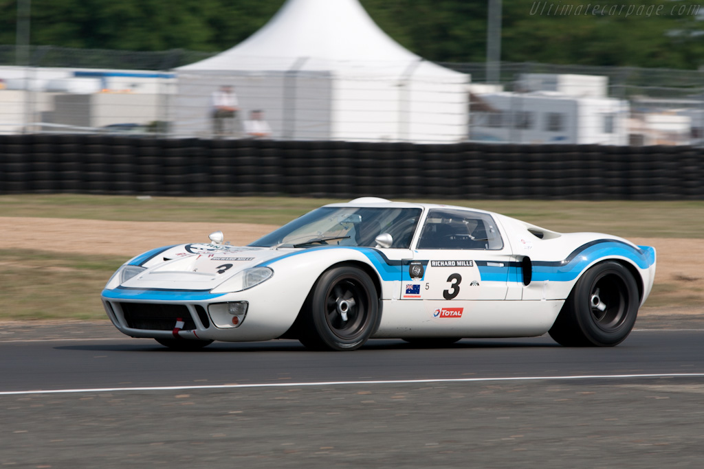 Ford GT40 - Chassis: GT40P/1080   - 2010 Le Mans Classic