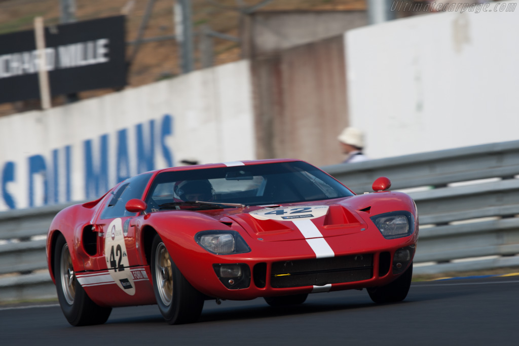 Ford GT40 - Chassis: GT40P/1022   - 2010 Le Mans Classic