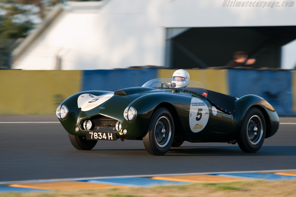 Frazer Nash Sebring - Chassis: 421/200/205   - 2010 Le Mans Classic