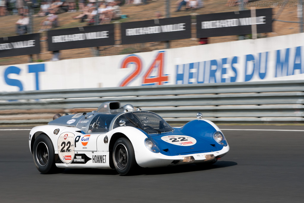 Howmet TX - Chassis: 002   - 2010 Le Mans Classic