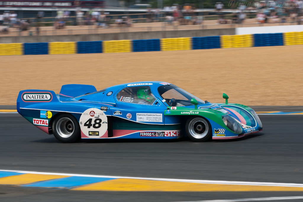 Inaltera GTP - Chassis: 003   - 2010 Le Mans Classic
