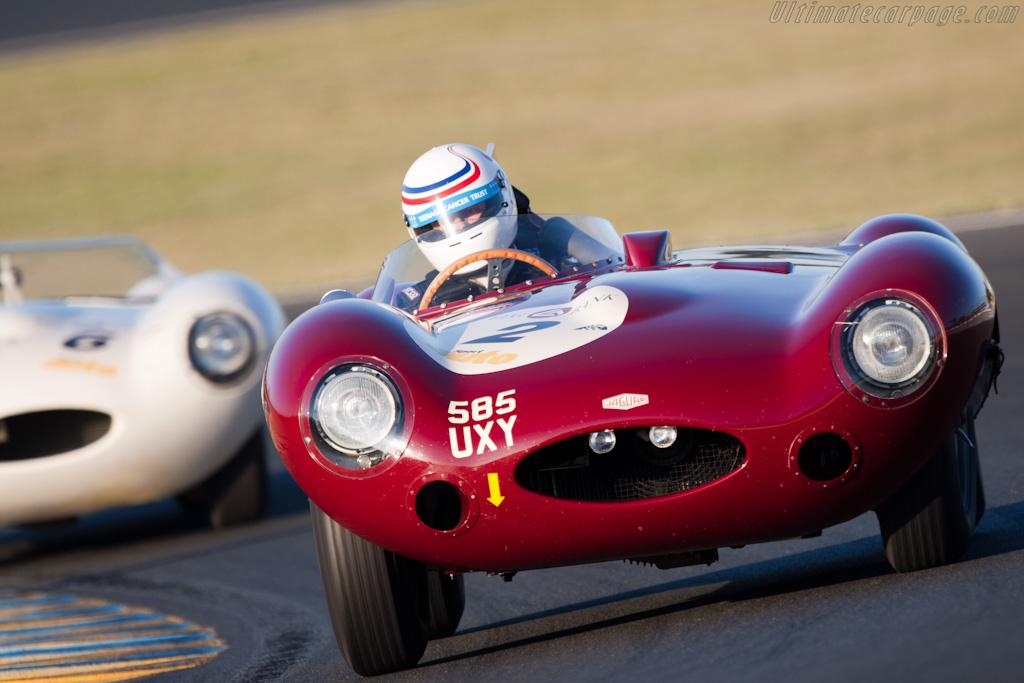Jaguar D-Type - Chassis: XKD 534   - 2010 Le Mans Classic