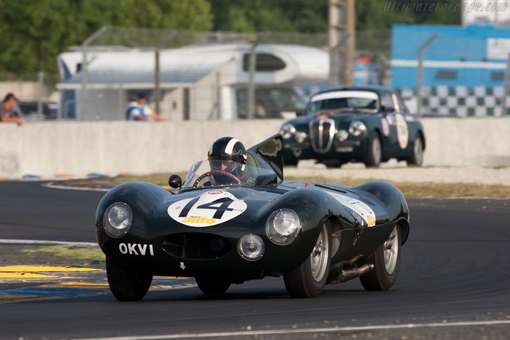 Jaguar D-Type - Chassis: XKC 402   - 2010 Le Mans Classic