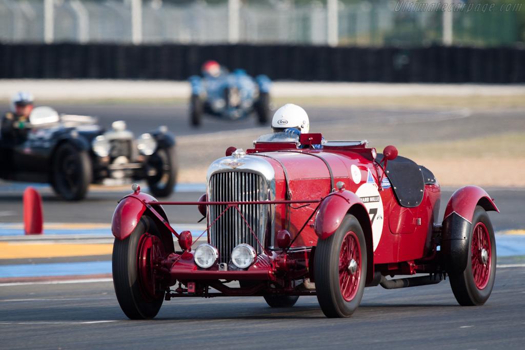Lagonda LG 45    - 2010 Le Mans Classic