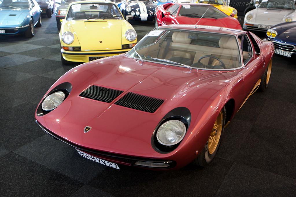 Lamborghini Miura SV - Chassis: 5104   - 2010 Le Mans Classic