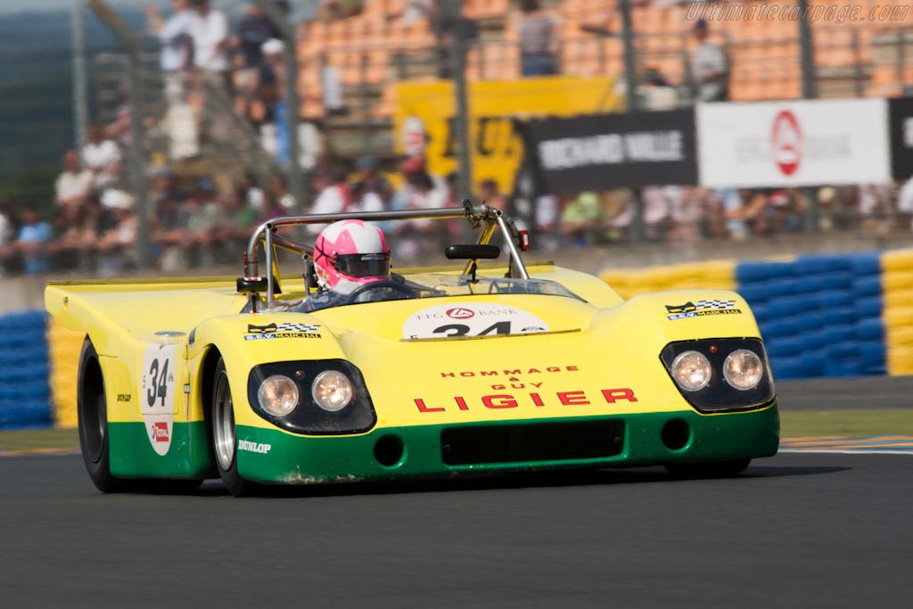 Ligier JS3 Cosworth - Chassis: JS3-01   - 2010 Le Mans Classic