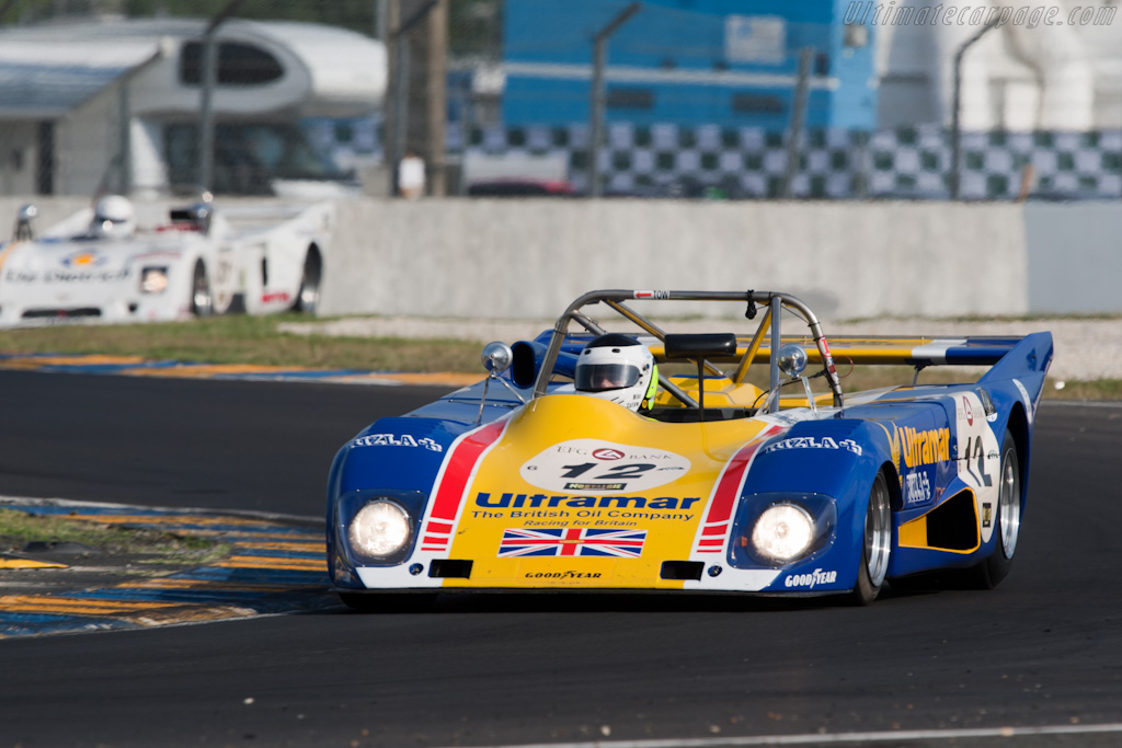 Lola T296 - Chassis: HU87   - 2010 Le Mans Classic