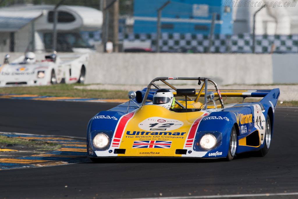 Lola T296 - Chassis: HU87  - 2010 Le Mans Classic