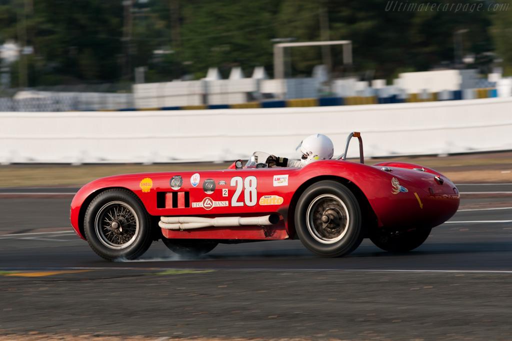 Maserati 200 S    - 2010 Le Mans Classic