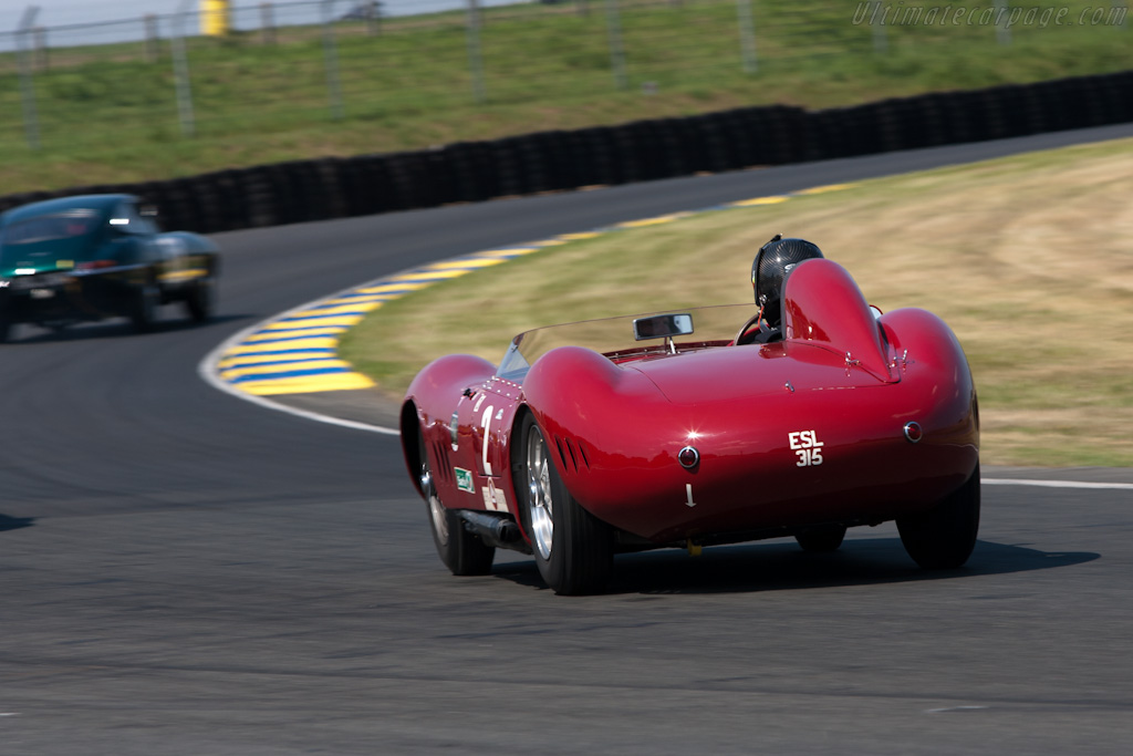 Maserati 250 SI - Chassis: 2432   - 2010 Le Mans Classic