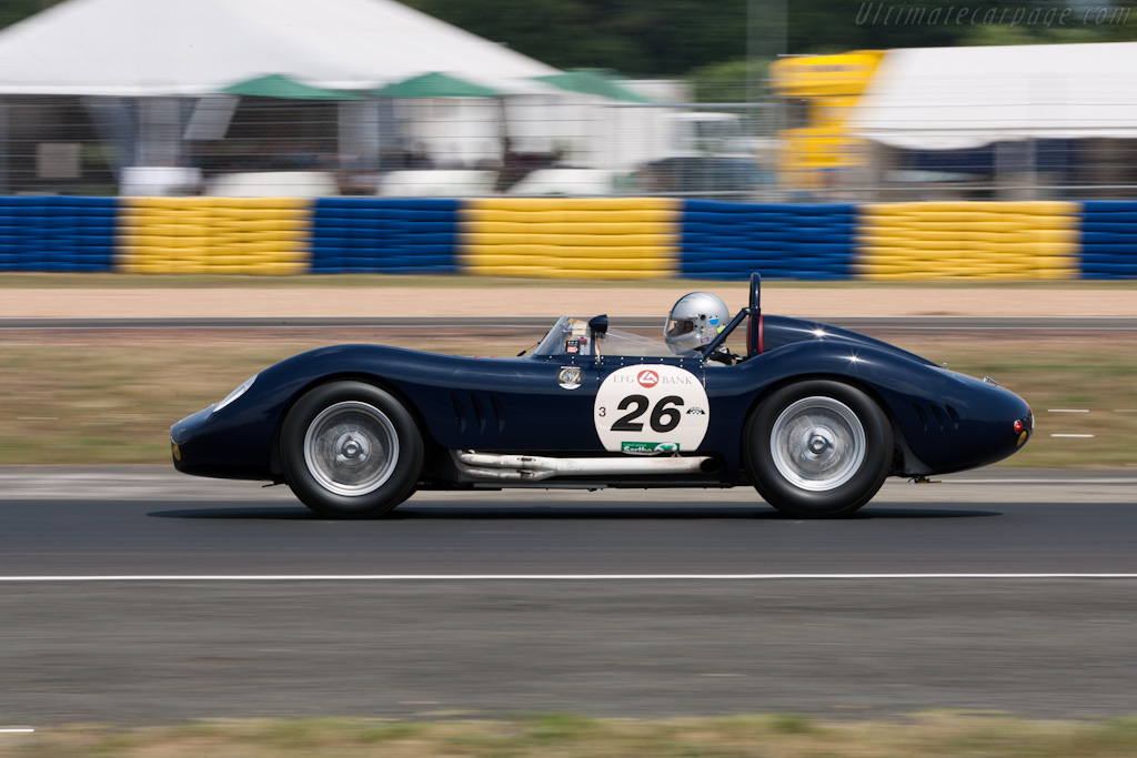 Maserati 250 SI - Chassis: 2431   - 2010 Le Mans Classic