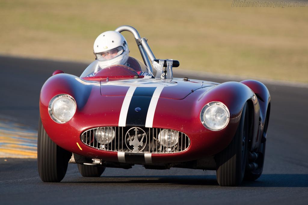 Maserati 300S - Chassis: 3058  - 2010 Le Mans Classic