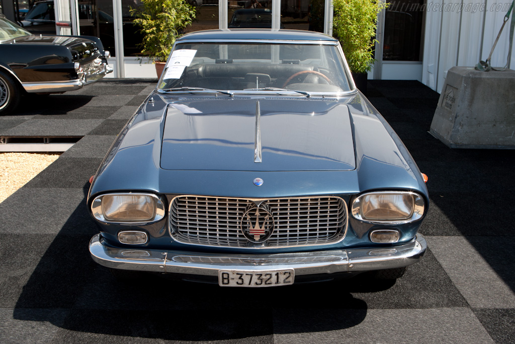 Maserati 5000 GT Allemano Coupe - Chassis: 103.058   - 2010 Le Mans Classic