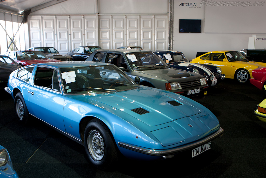 Maserati Indy - Chassis: AM116/49/1586   - 2010 Le Mans Classic