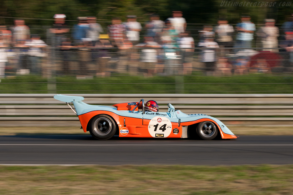 Mirage M6 - Chassis: M6/300/605 - Driver: Chris MacAllister  - 2010 Le Mans Classic