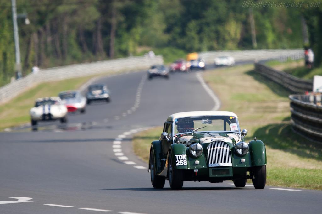 Morgan +4    - 2010 Le Mans Classic