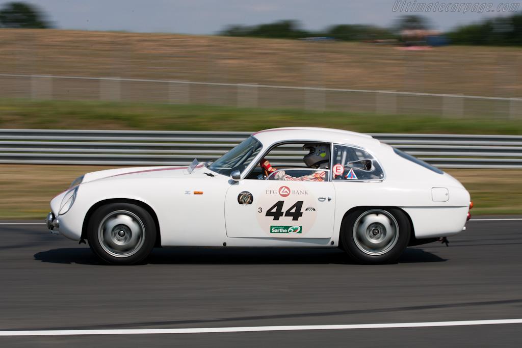 Osca 1600 GTS Zagato    - 2010 Le Mans Classic