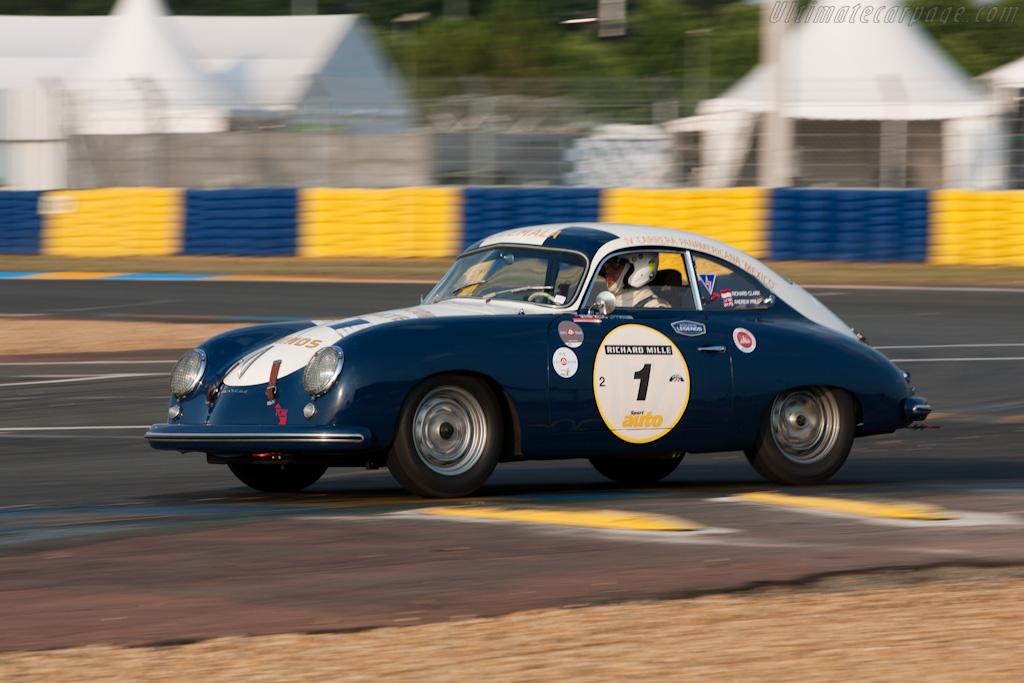 Porsche 356    - 2010 Le Mans Classic
