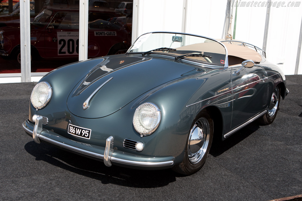 Porsche 356 Speedster Replica - Chassis: 11836448   - 2010 Le Mans Classic