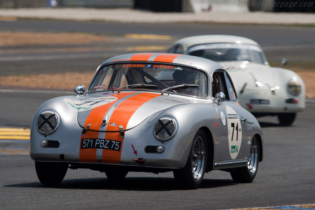 Porsche 356A    - 2010 Le Mans Classic