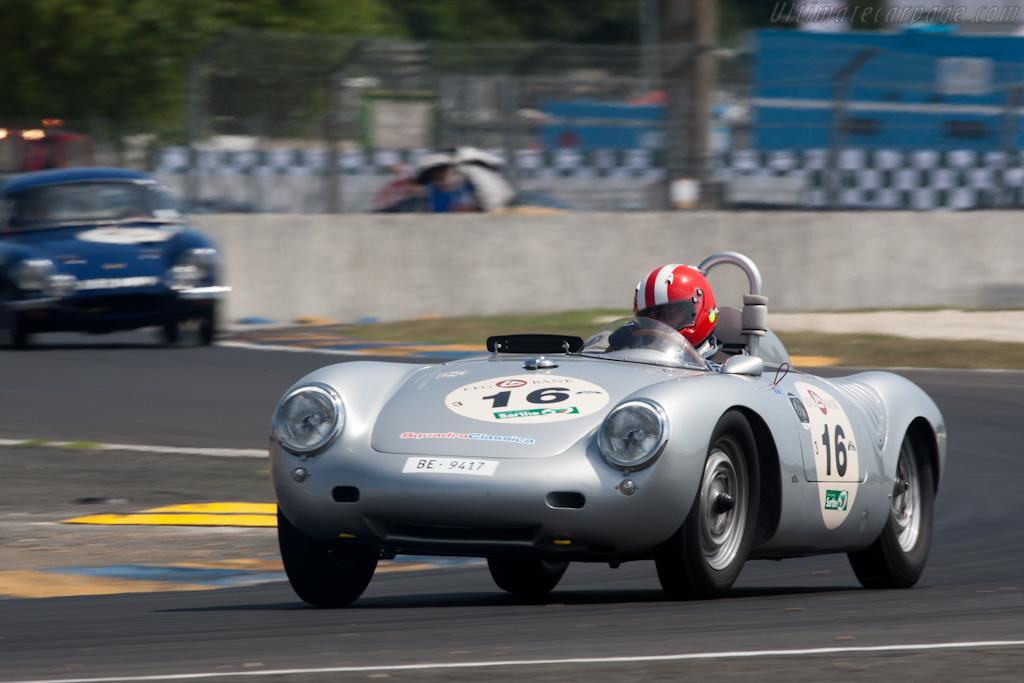 Porsche 550A - Chassis: 550A-0125   - 2010 Le Mans Classic
