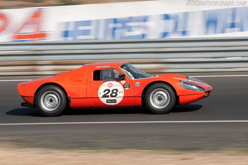 Porsche 904 - Chassis: 904-023   - 2010 Le Mans Classic