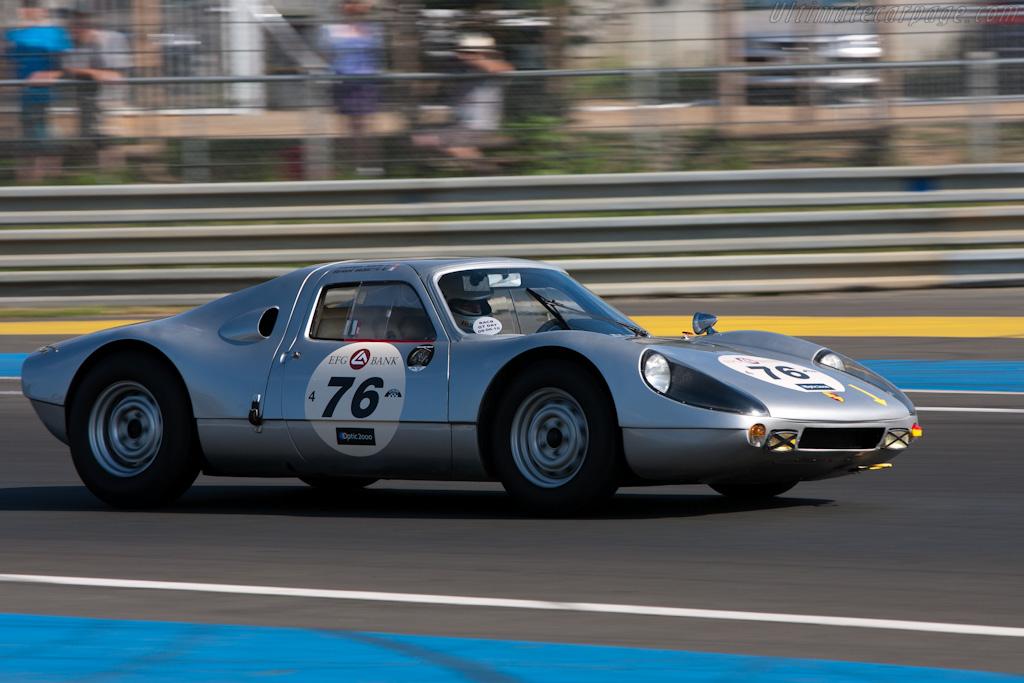 Porsche 904 - Chassis: 904-061   - 2010 Le Mans Classic