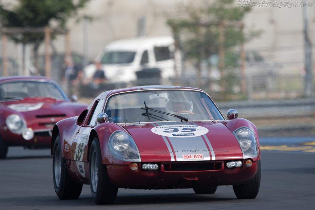 Porsche 904 - Chassis: 904-035   - 2010 Le Mans Classic