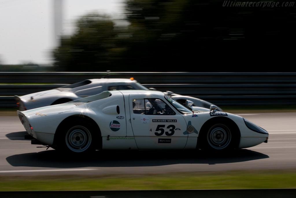 Porsche 904 - Chassis: 904-027   - 2010 Le Mans Classic
