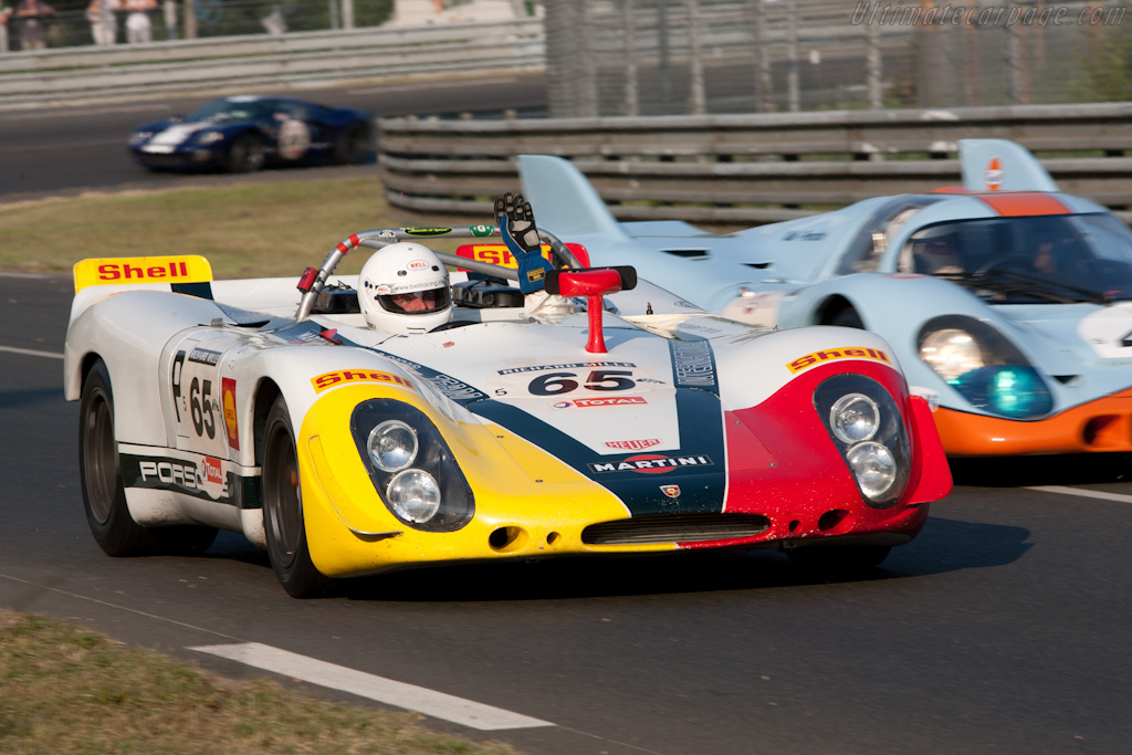 Porsche 908/2 - Chassis: 908/02-009   - 2010 Le Mans Classic