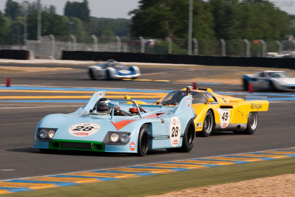 Porsche 908/3 - Chassis: 908/03-012  - 2010 Le Mans Classic