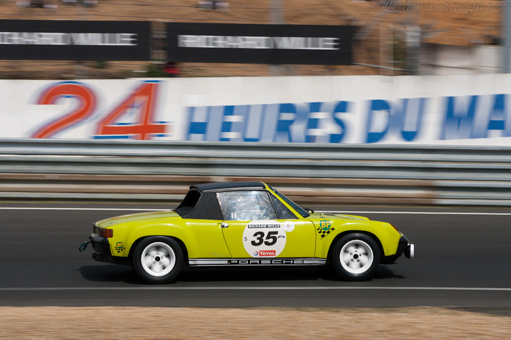 Porsche 914   - 2010 Le Mans Classic