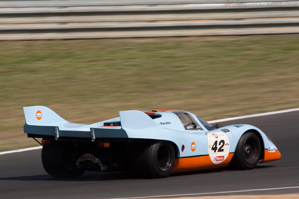 Porsche 917K - Chassis: 917-026   - 2010 Le Mans Classic