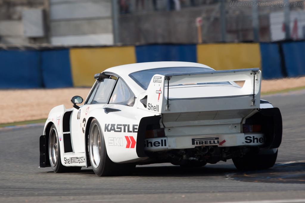 Porsche 935 - Chassis: 000 0022   - 2010 Le Mans Classic