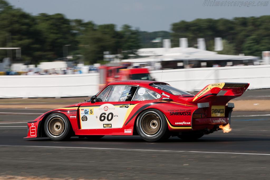 Porsche 935/78 - Chassis: 930 890 0011   - 2010 Le Mans Classic