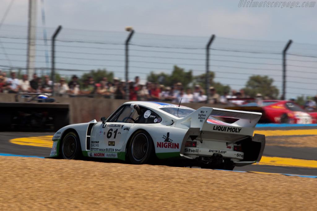 Porsche 935J - Chassis: 000 00016   - 2010 Le Mans Classic