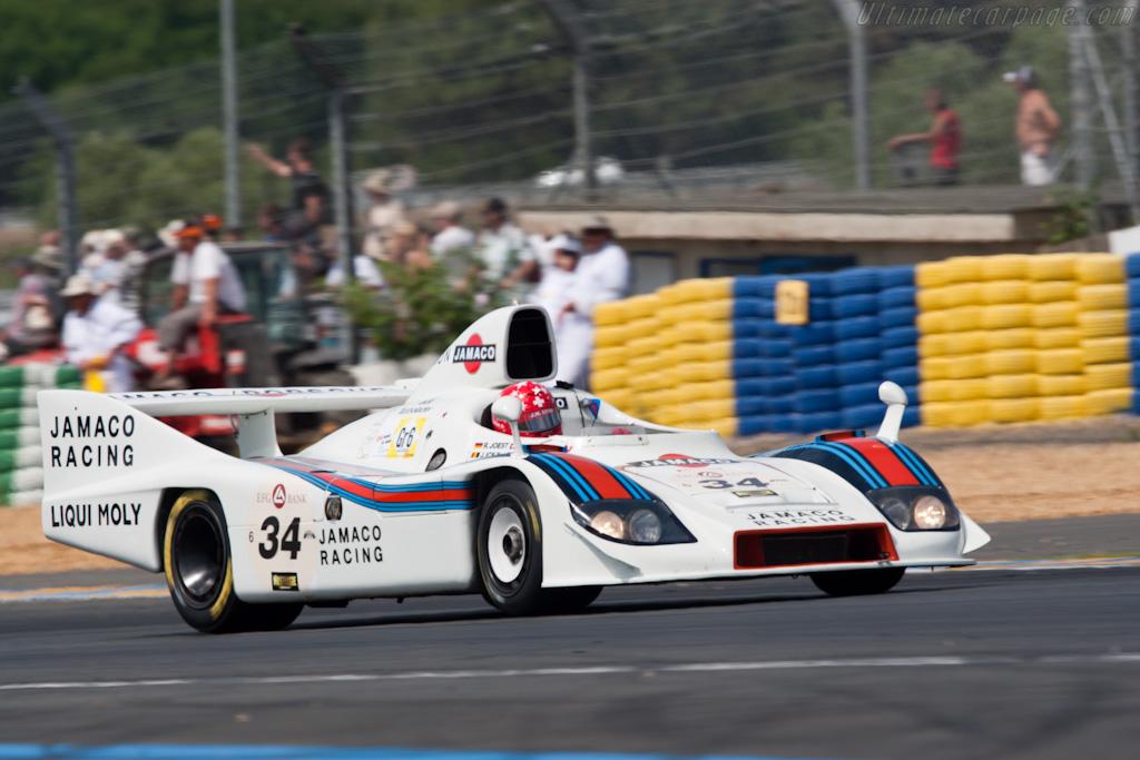 Porsche 936 - Chassis: 936-004   - 2010 Le Mans Classic