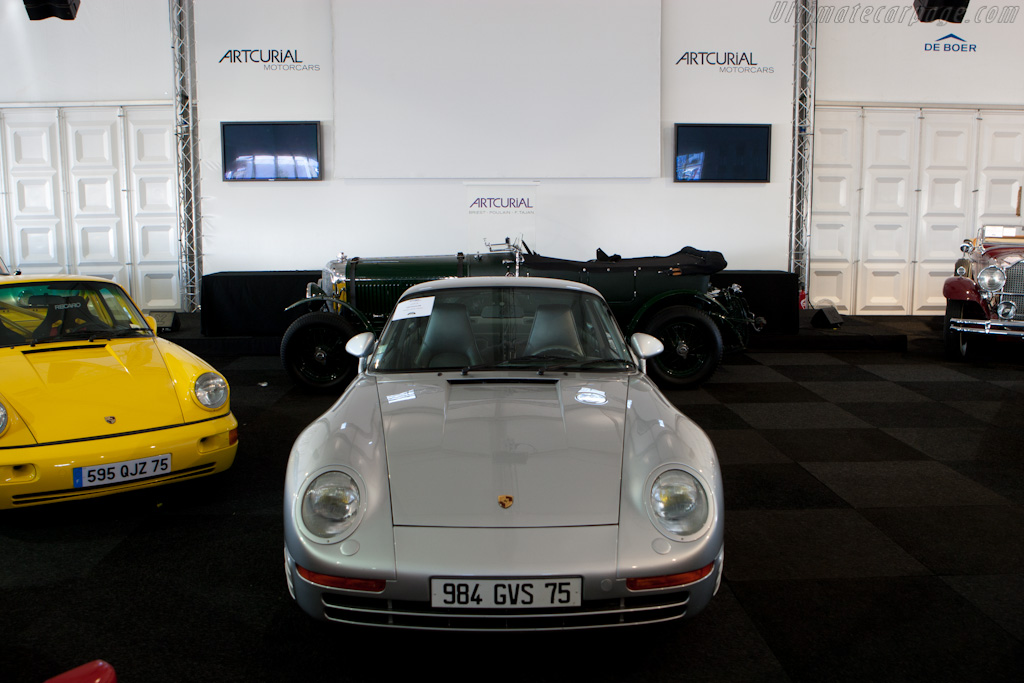 Porsche 959 - Chassis: WP0ZZZ95ZHS900064   - 2010 Le Mans Classic
